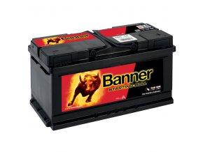 Autobaterie Banner Starting Bull 580 14, 80Ah, 12V ( 58014 ), technologie Ca/Ca