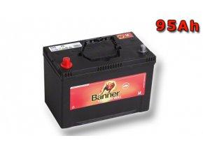 Autobaterie Banner Starting Bull 595 05, 95Ah, 12V (59505), technologie Ca/Ca