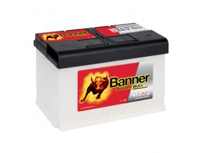 Autobaterie Banner Power Bull PROfessional P84 40, 84Ah, 12V ( P8440 )