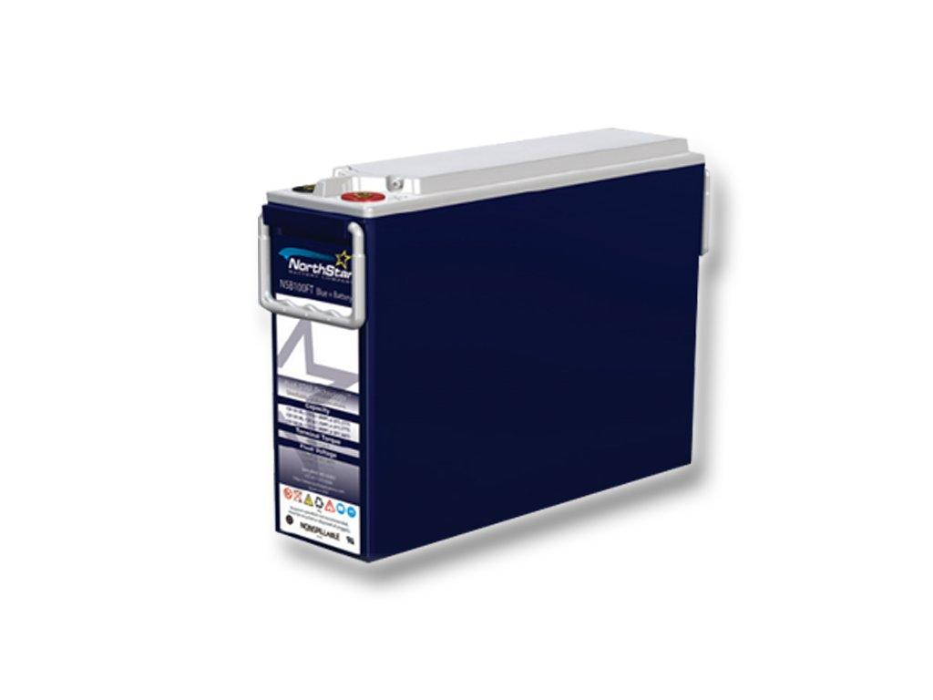Staniční (záložní) akumulátor NorthStar NSB 100FT Blue + Battery