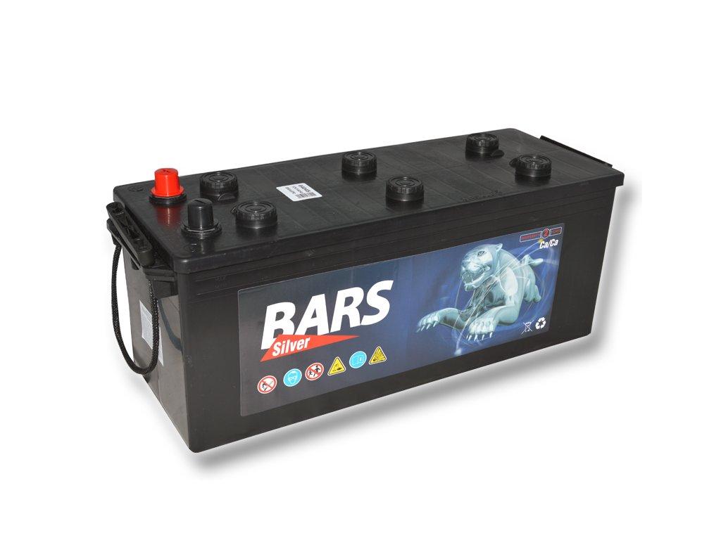 Autobaterie BARS 140Ah, 12V, 800A (513x189x223mm), bezúdržbový