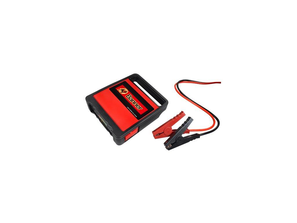 Startovací zdroj Banner Jump Starter 24V Lithium