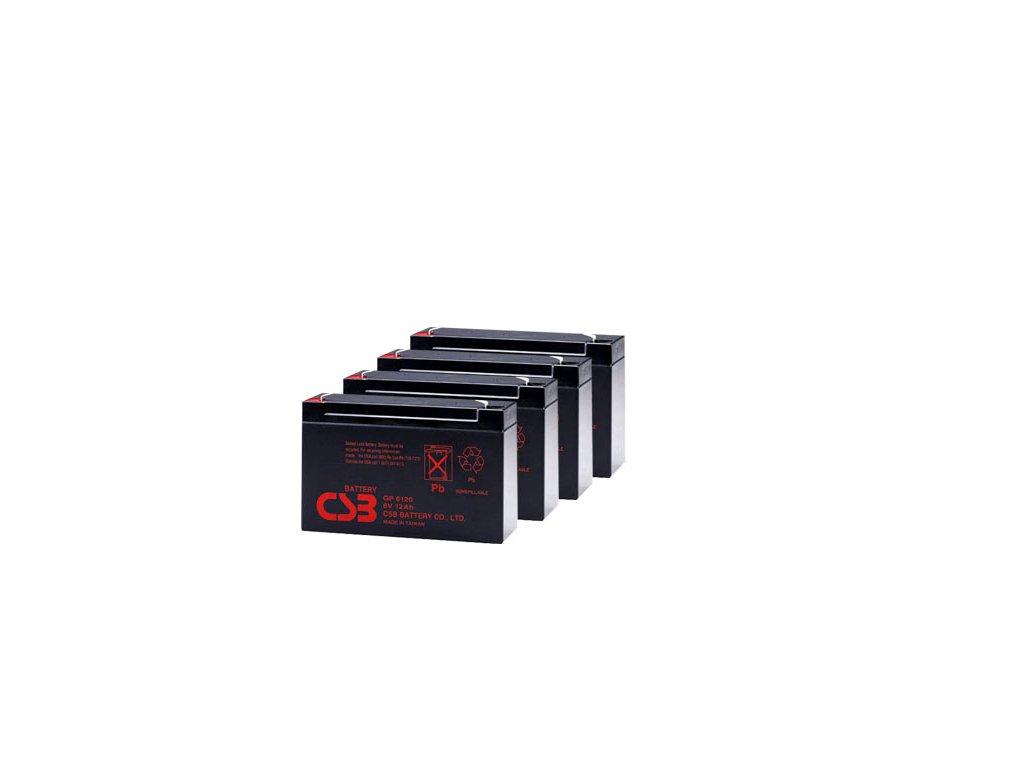 Baterie UPS Eaton PW5119 1000i - alternativa bez příslušenství