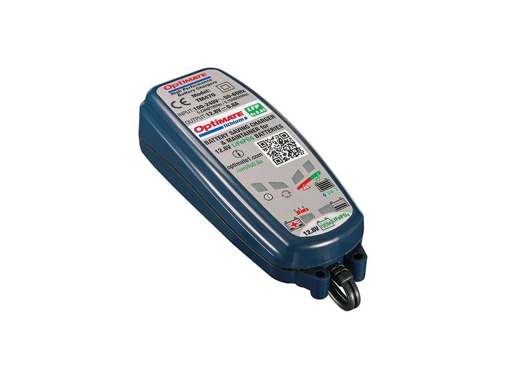 TECMATE nabíječka OPTIMATE lithium 12V - 0,8A
