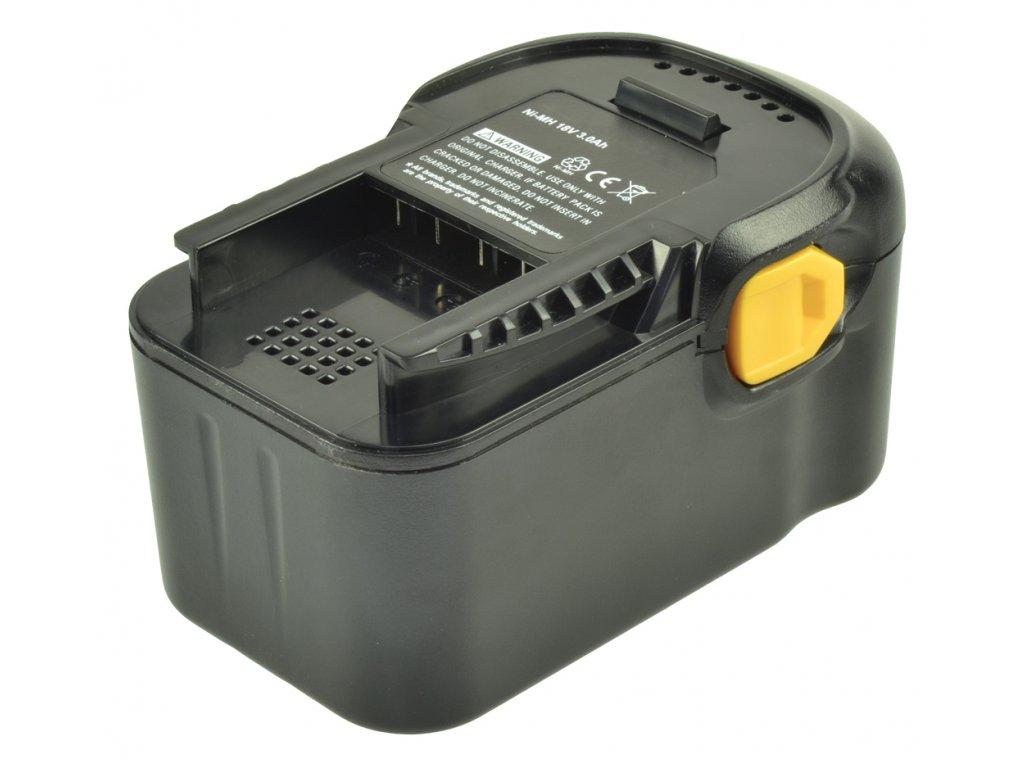 2-Power Baterie do AKU nářadí AEG BS 18 G,  18V, 3000mAh, PTH0143A