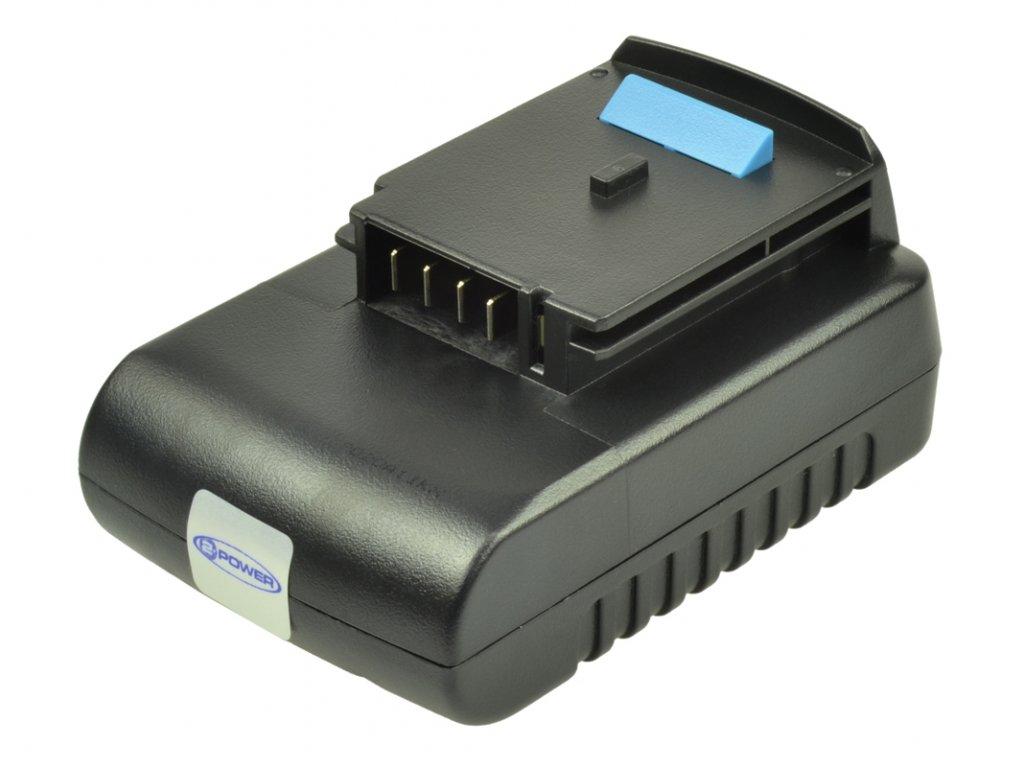 2-Power Baterie do AKU nářadí Black & Decker A1514L,  14.4V, 2000mAh, PTI0146A