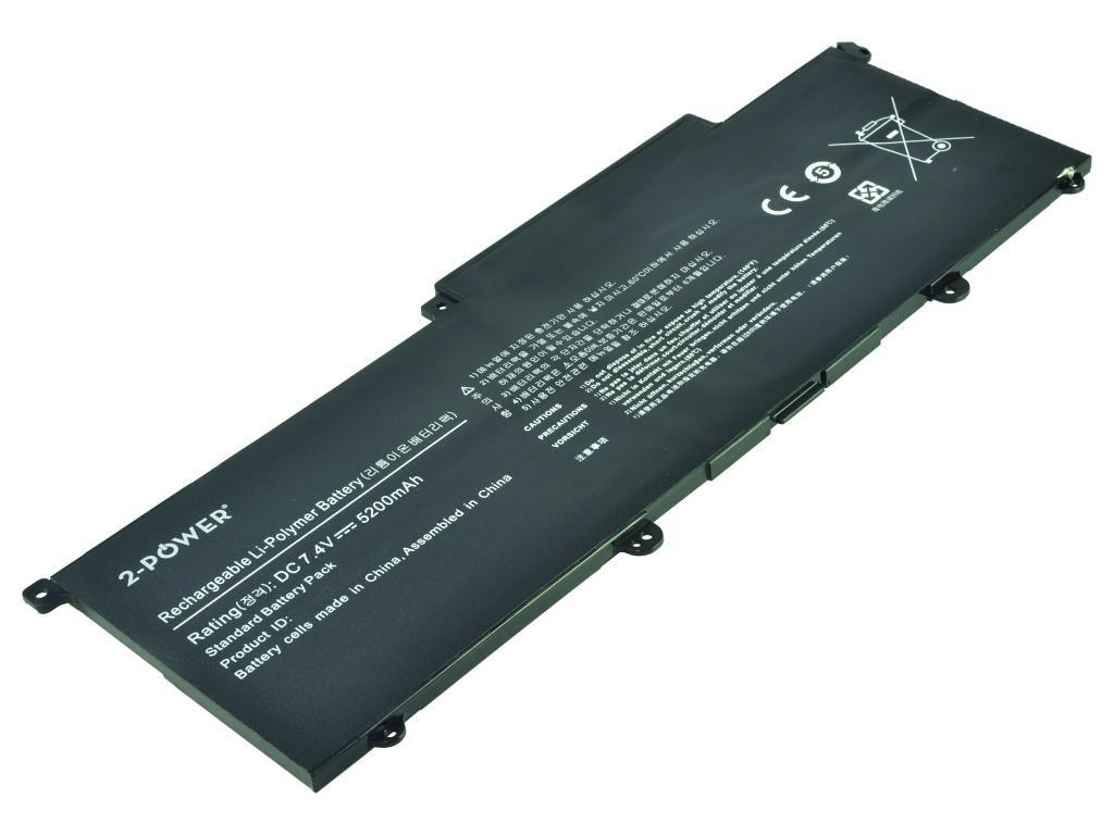 2-Power CBP3406A, 7.4V, 5200mAh, Li ion neoriginální