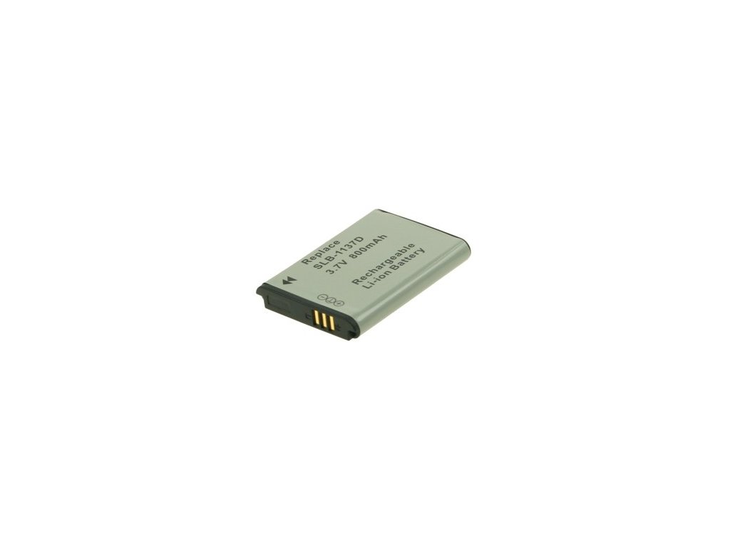 2-Power DBI9918A, 3,7 V 800 mAh, Lithium ion neoriginální