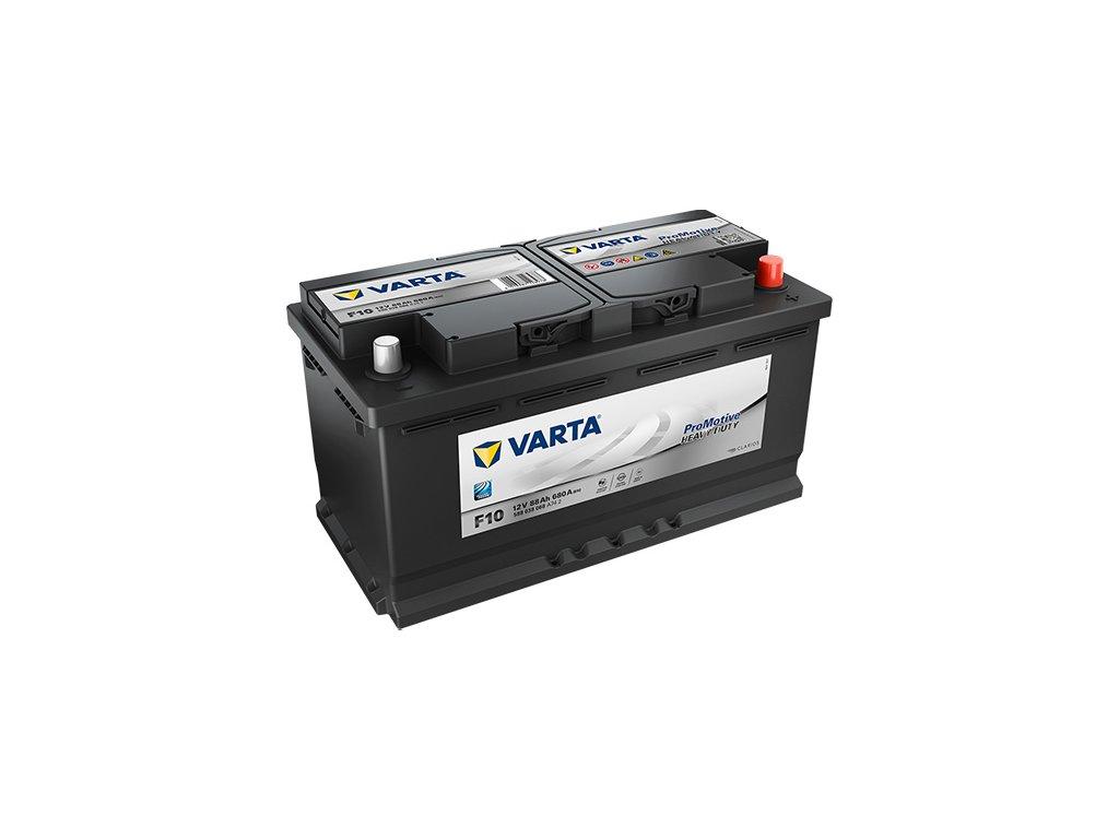 Autobaterie VARTA PROMOTIVE BLACK 88Ah, 12V, F10