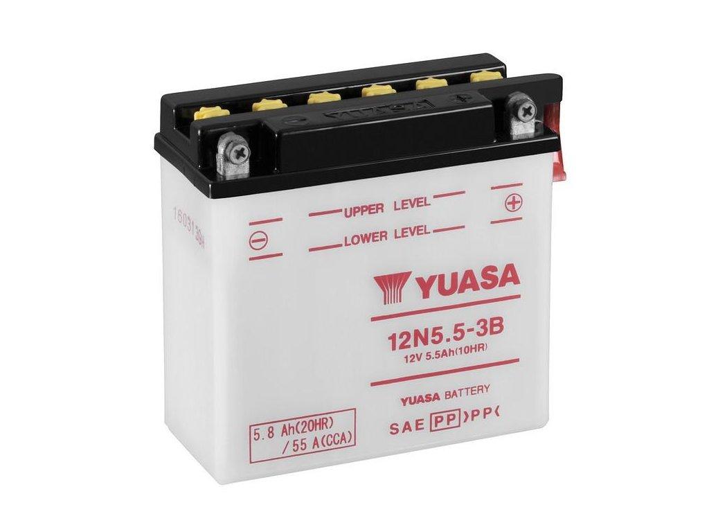 YUASA 12N5.5 3B