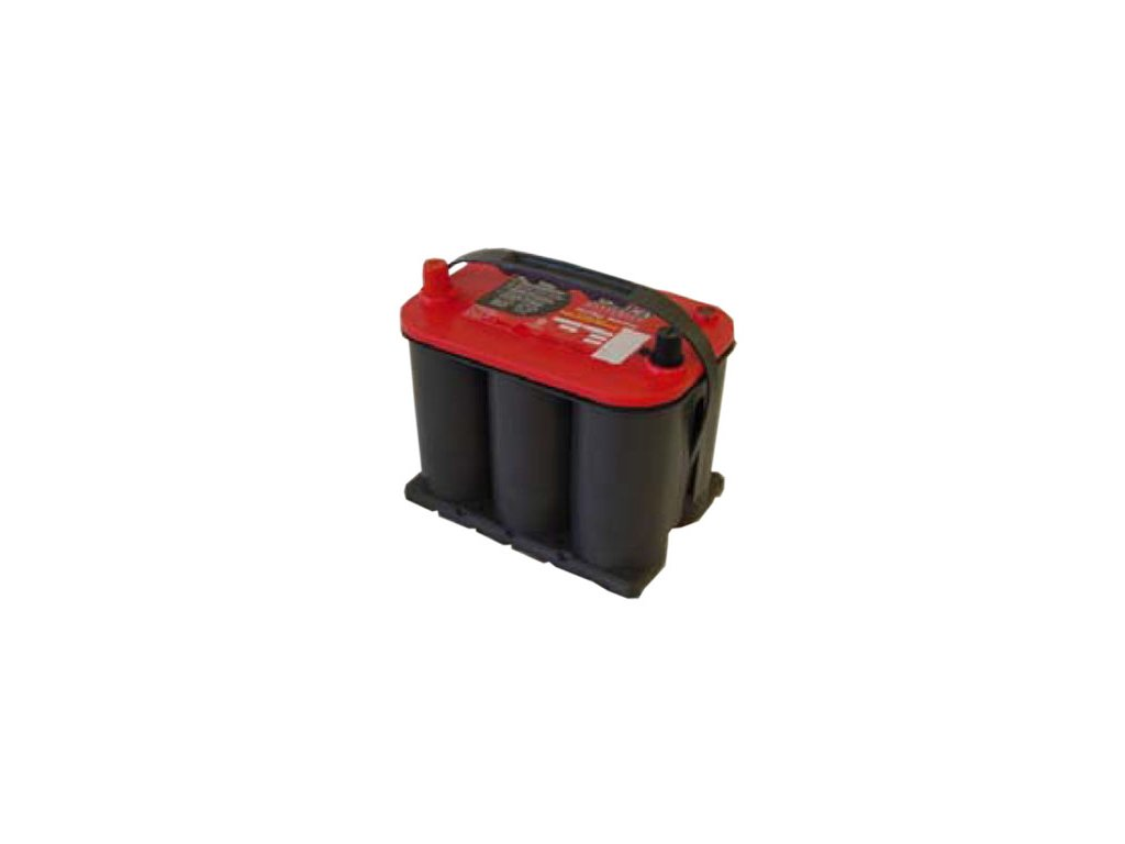 Autobaterie Optima Red Top S-3.7, 44Ah, 12V (820-255)