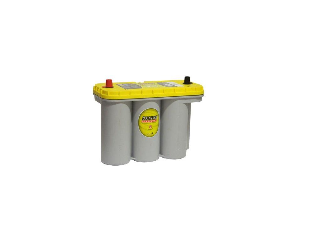 Autobaterie Optima Yellow Top S-5.5, 75Ah, 12V (851-187)