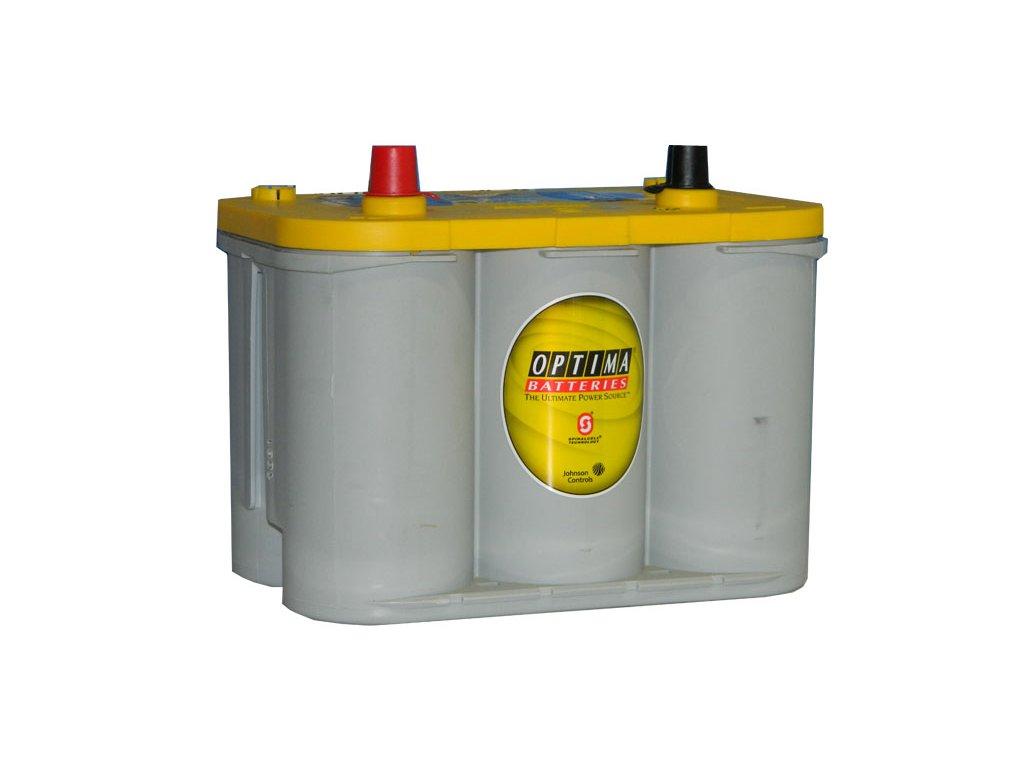 Autobaterie Optima Yellow Top S-4.2, 55Ah, 12V (812-254)