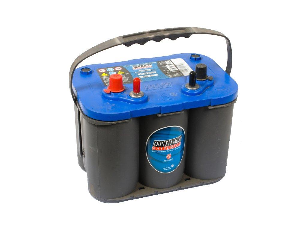 Autobaterie Optima Blue Top SLI-4.2, 50Ah, 12V (806-252)