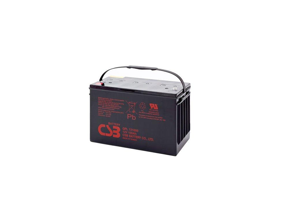 CSB Baterie GPL121000, 12V, 100Ah