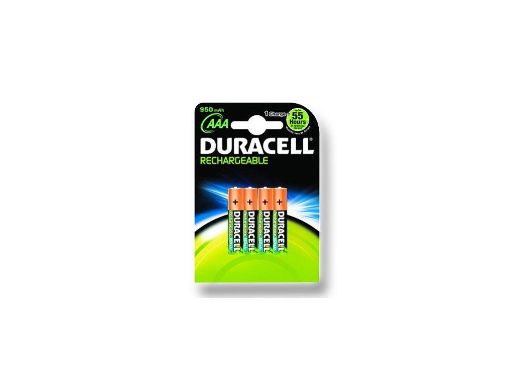 DURACELL nabíjecí článek 800mAh, 1.2V, AAA (HR03)