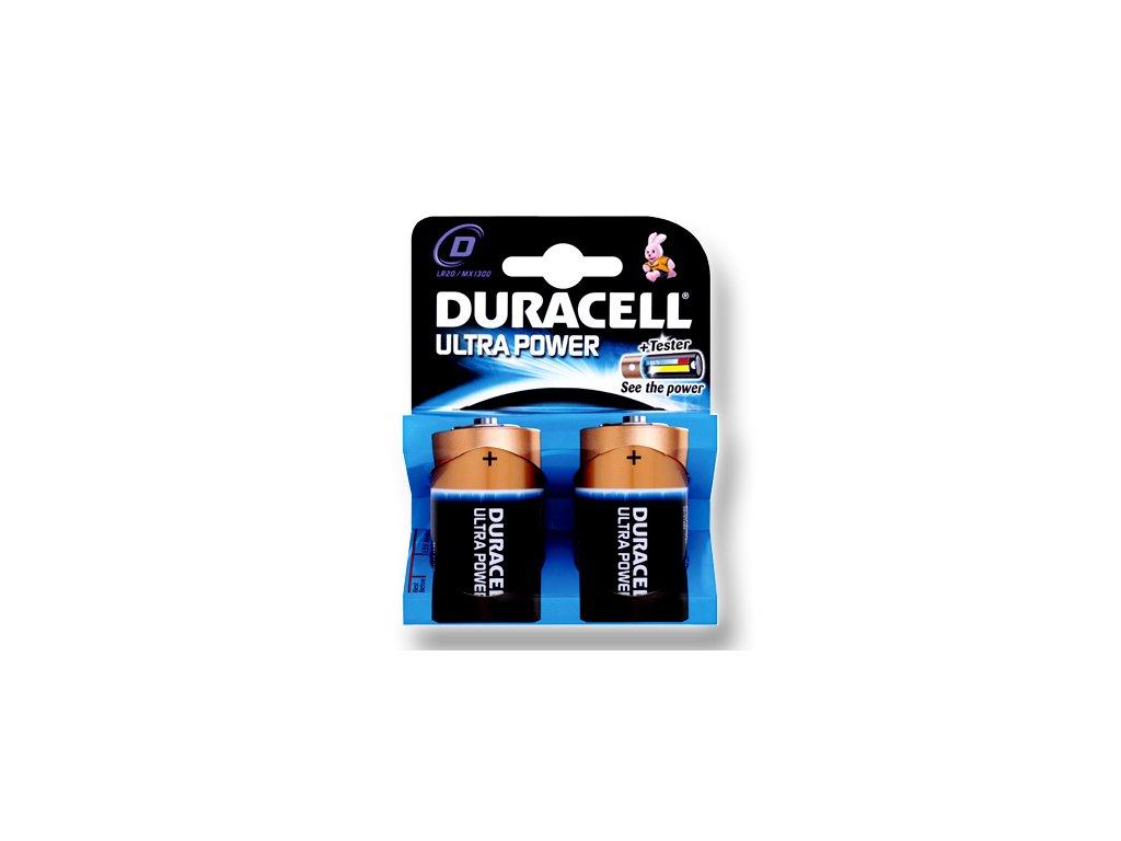 DURACELL Ultra článek 1.5V, D (MX1300)