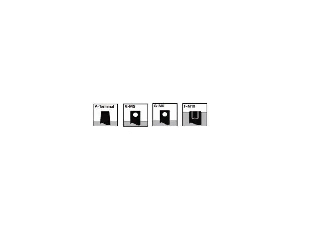 Gelový trakční akumulátor SONNENSCHEIN GF 12 022 Y T, 12V, C5/22,2Ah, C20/24Ah