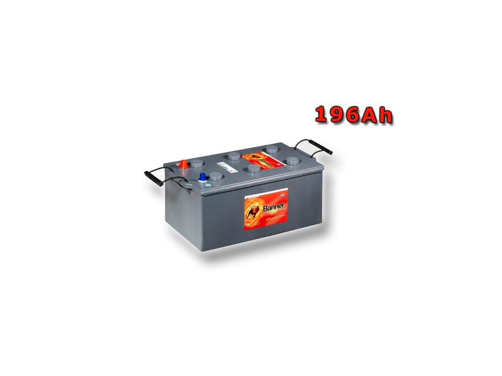 Trakční baterie Dry Bull DB 205, 196Ah, 12V