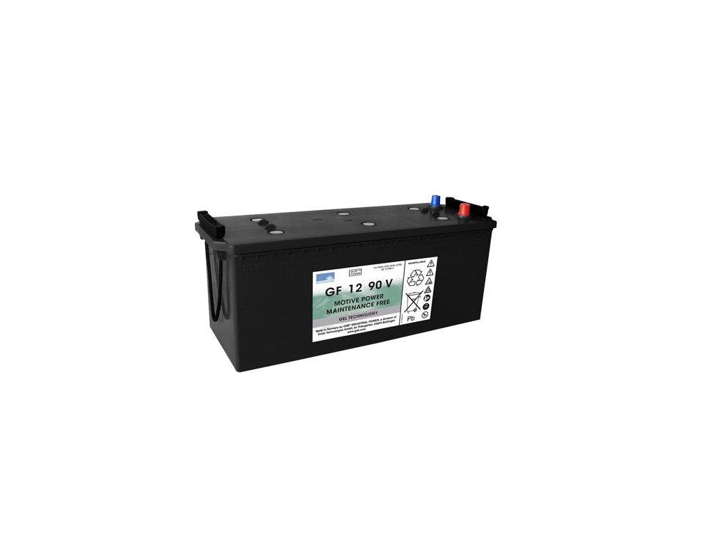 Gelový trakční akumulátor SONNENSCHEIN GF 12 090 V, 12V, C5/90Ah, C20/98Ah