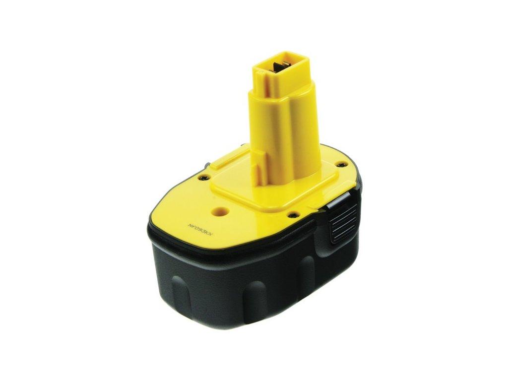 2-Power Baterie do AKU nářadí Dewalt DW054K-2/DW055K-2/DW906/DW918/DW928K/DW928K-2/DW931K/DW931K-2/DW935/DW935K, 3000mAh, 14.4V, PTH0005A