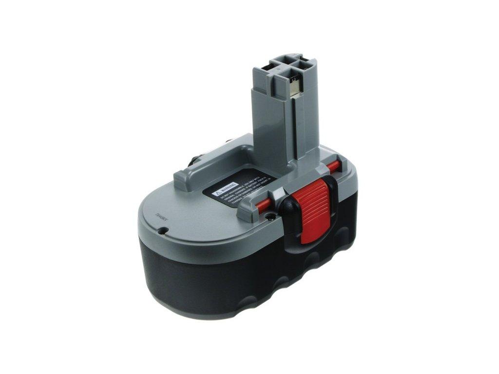 2-Power Baterie do AKU nářadí Bosch 52318/52318B/53518/53518B/GDR 18 V/GDS 18 V/GHO 18 V/GKS 18 V/GLI 18 V/GSA 18 VE, 3000mAh, 18V, PTH0007A