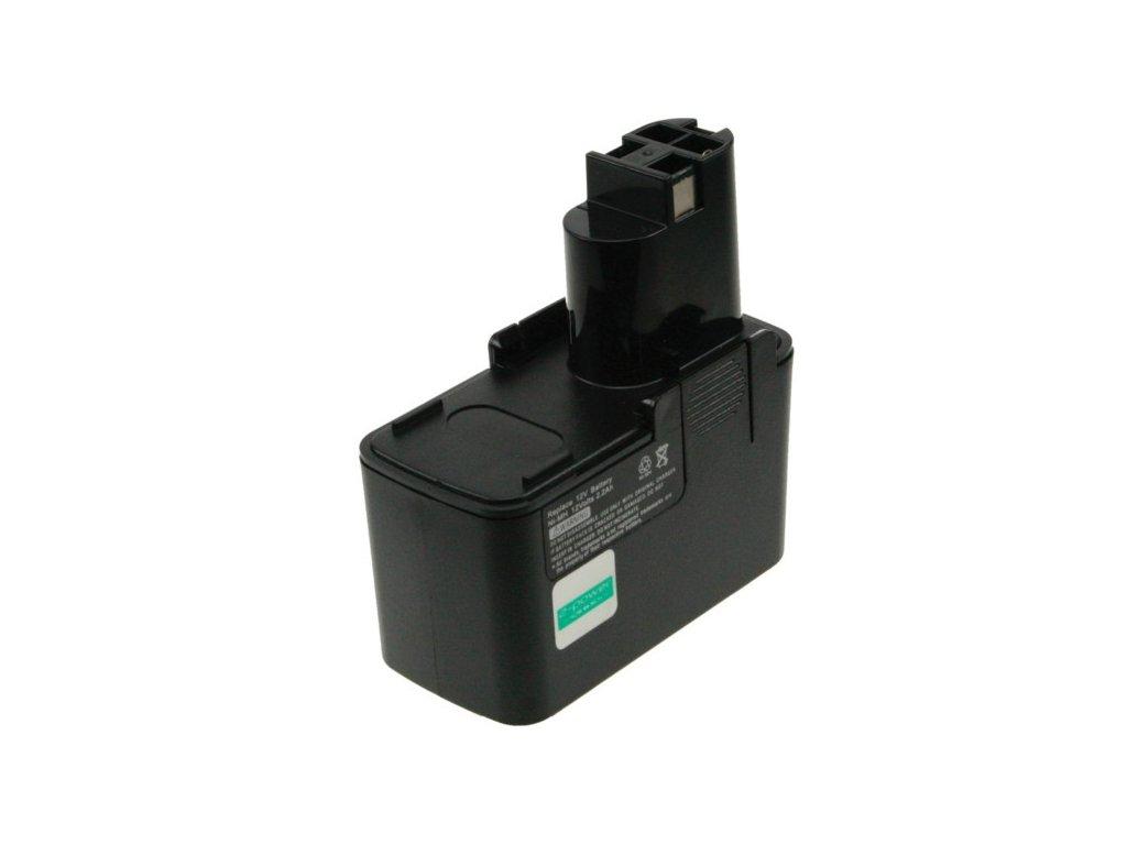 2-Power Baterie do AKU nářadí Bosch B3315K/B3500/BABS 12V/BH-1214/GBM 12VES-2/GLI 12V/GSB 12 VSE-2/GSB 12 VSP-3/GSB 12VSP-2/GSR 12V, 3000mAh, 12V, PTH0033A