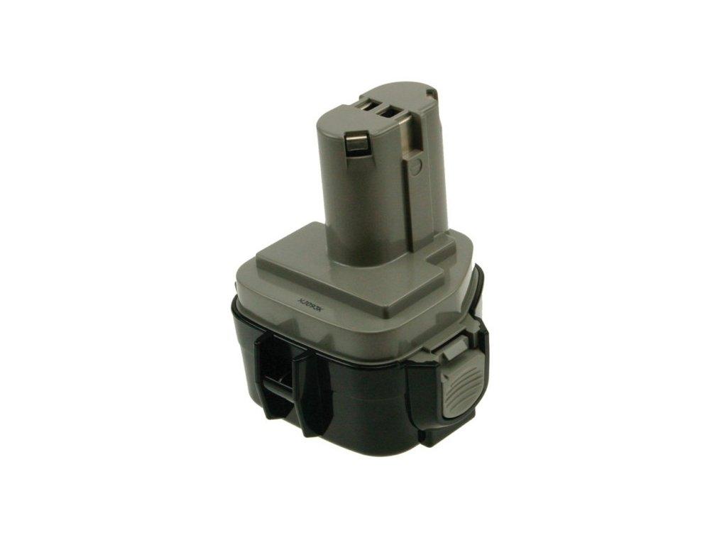 2-Power Baterie do AKU nářadí Makita ML120/ML122/ML124/UB120D/UC120D/UC170D/VR250D/VR251D, 3000mAh, 12V,PTH0051A