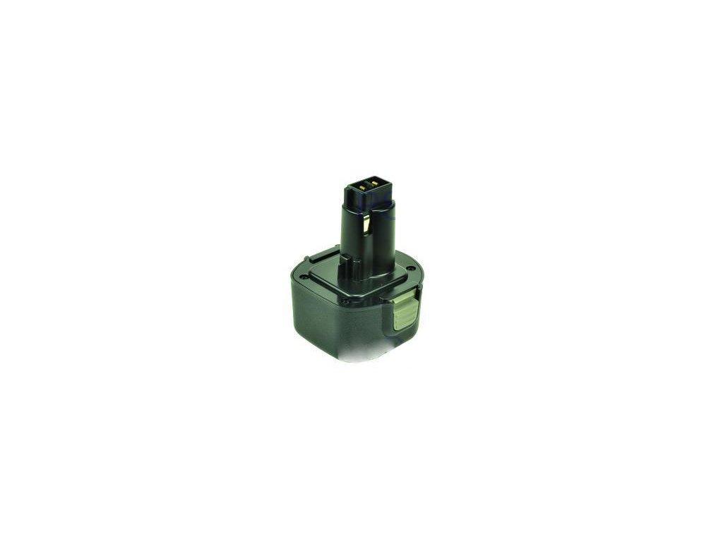 2-Power Baterie do AKU nářadí Black & Decker HM9600/HP131/HP131K-2/HP231/HP9060/HP9096/HP9096K/HP96K/KC96CE/KC96VE, 2000mAh, 9.6V, PTH0079B