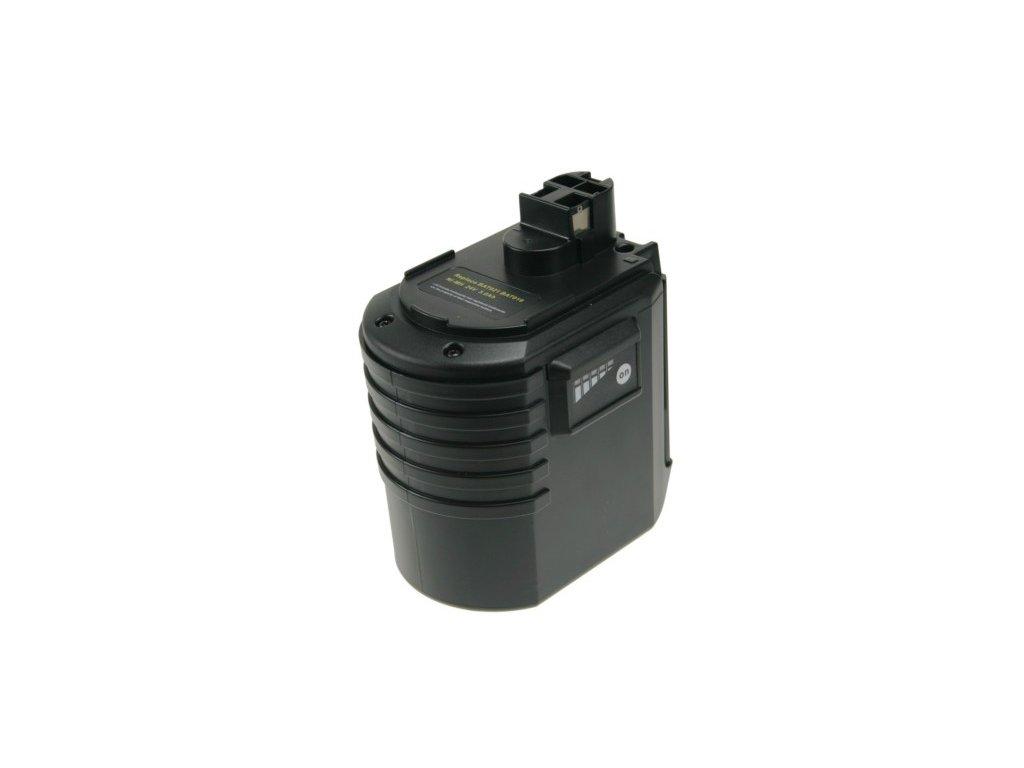 2-Power Baterie do AKU nářadí Bosch 0 611 260 539/11225VSR/11225VSRH/GBH 24 VRE/GBH 24VFR/GBH 24VRE, 3000mAh, 24V, PTH0084A