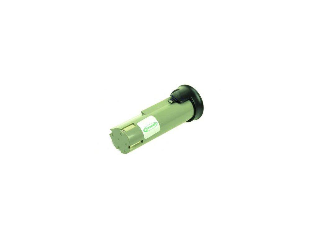 2-Power Baterie do AKU nářadí National EZ3650/EZ3651/EZ3651D15/EZ503/EZ6220/EZ6220B/EZ6220X, 3000mAh, 2.4V, PTH0108A