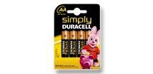 DURACELL Simply článek 1.5V, AA (MN1500 Simply)