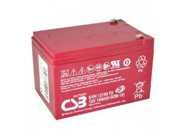 Baterie CSB EVH12150, 12V, 15Ah