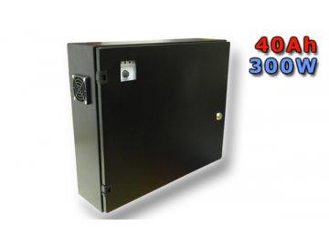 Zálohování čerpadla - BEKAP 500 VA - 40Ah - včetně baterií
