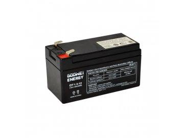 Staniční (záložní) baterie GOOWEI ENERGY OT1.3-12, 1.3Ah,12V ( VRLA )