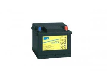 Gelový trakční akumulátor SONNENSCHEIN S12/41 A, 12V, C5/30.6Ah, C20/38Ah