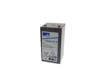 Gelový trakční akumulátor SONNENSCHEIN A502/10 S, 2V, 10Ah