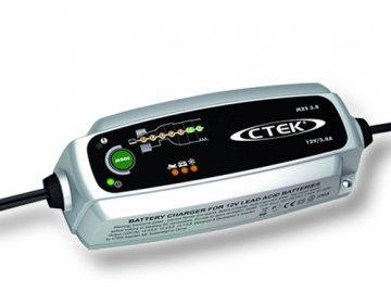 Nabíječka CTEK MXS 3.8, 12V, 0,8/3,8A, 1,2-80/130Ah