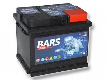 Autobaterie BARS 44Ah, 12V, 380A (207x175x175mm), bezúdržbový