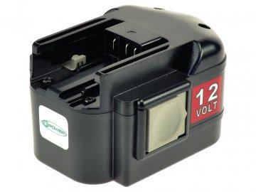2-Power Baterie do AKU nářadí Milwaukee 48-11-1900, 12V, 2000mAh, PTH0119A