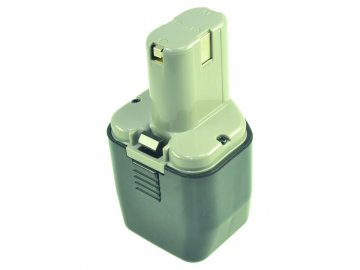 2-Power Baterie do AKU nářadí Hitachi C 5D, 12V, 3000mAh, PTH0121A