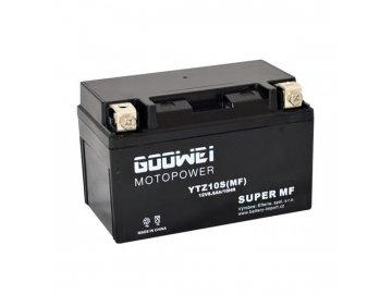 Motobaterie GOOWEI YTZ10S, 8,6Ah, 12V