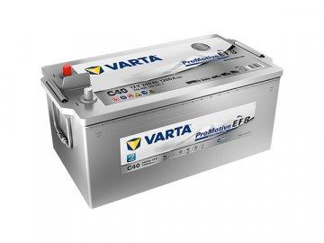 Autobaterie VARTA PROMOTIVE EFB 240Ah, 12V, C40