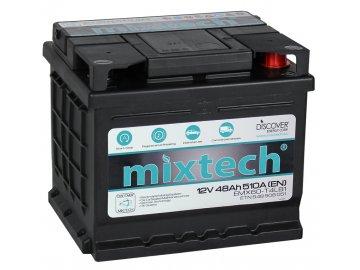 Autobaterie MIXTECH EMX MT48, 48Ah, 12V