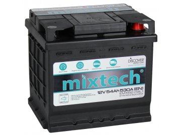 Autobaterie MIXTECH EMX MT54, 54Ah, 12V