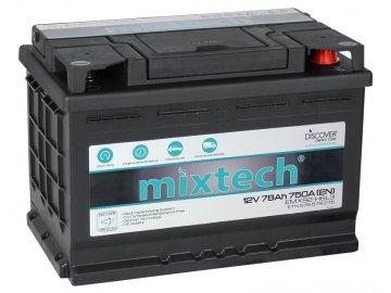 Autobaterie MIXTECH EMX MT78, 78Ah, 12V