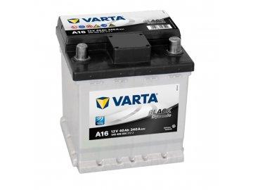 Autobaterie VARTA BLACK Dynamic 40Ah, 12V, A16