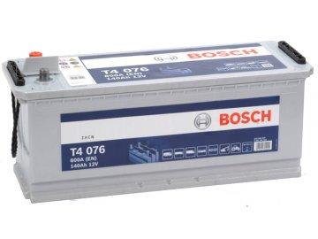 Autobaterie BOSCH T4 076, 140Ah, 12V (T4 076)