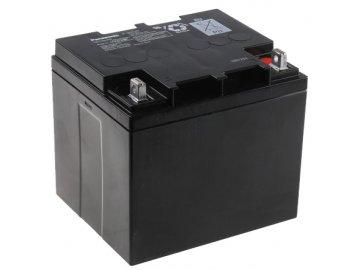 Panasonic LC-XC1238P, 12V - 38Ah, trakční baterie