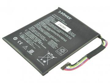 2-Power CBP3501A, 7.4V, 3300mAh, Li ion neoriginální